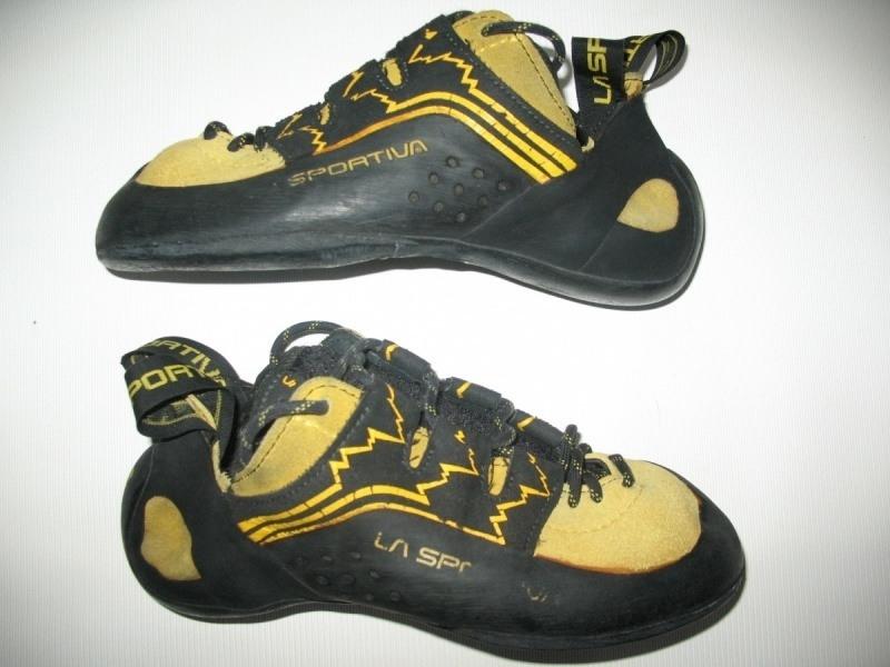 Скальные туфли LA SPORTIVA katana lace  (размер EU39;USm6, 5;USw7, 5(на стопу 250 мм)) - 3