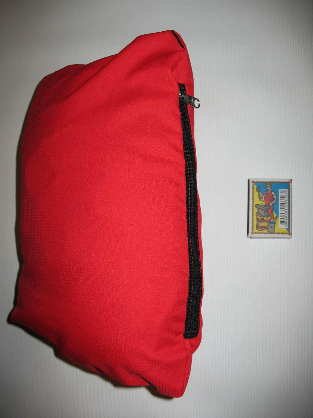 Куртка GORE bike wear 2in1 windstopper red jacket lady (размер 38/M) - 6