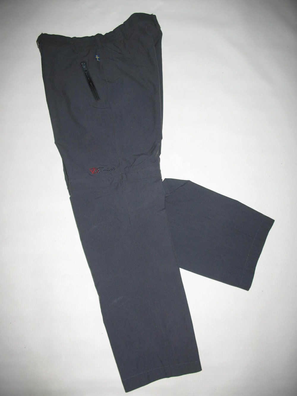 Штаны FJALLRAVEN 2in1 pants lady (размер 36/S) - 2
