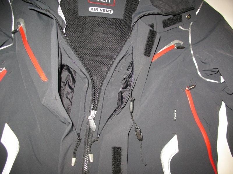 Куртка HALTI koitos ski/snowboard jacket (размер M) - 6