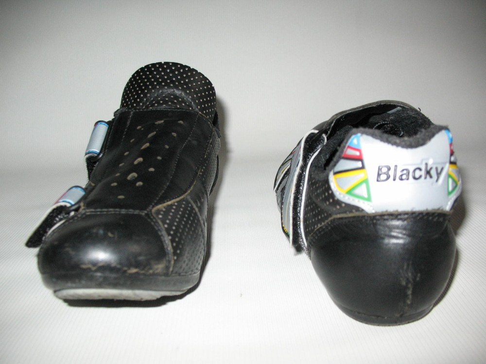 Велотуфли BLACKY cycling road shoes (размер EU41(на стопу до 250 mm)) - 3