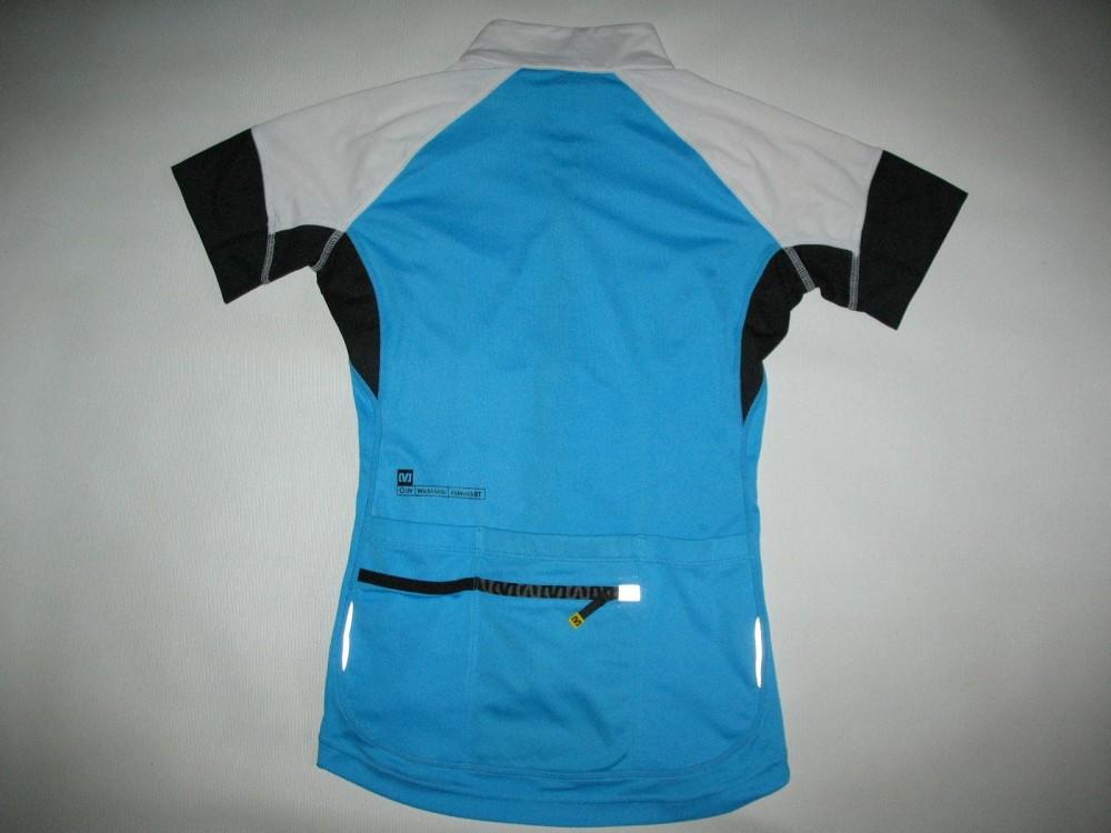 Веломайка MAVIC cycling jersey lady (размер S) - 4