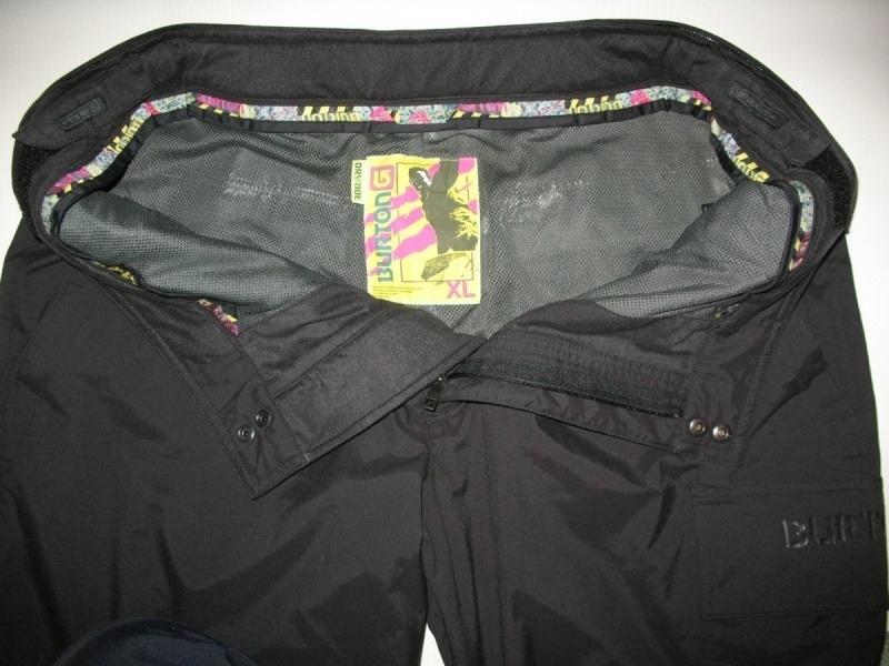 Штаны  BURTON poacher pants  (размер XL) - 10