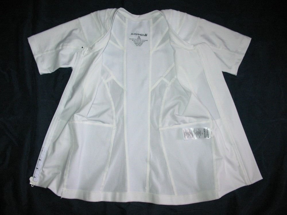 Футболка ALIGNMED posture shirt lady (размер XS) - 6