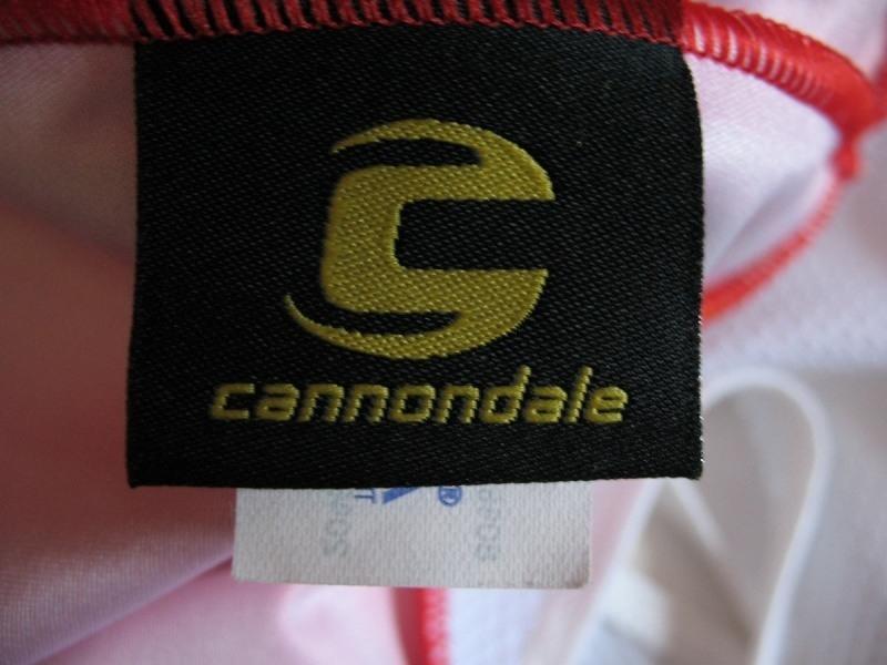 Комбинезон CANNONDALE saeco bib  (размер L) - 5