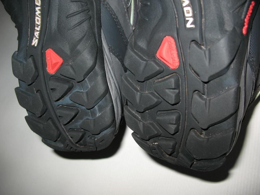 Кроссовки SALOMON gtx boots lady (размер US7,5/UK6/EU39,5(на стопу до 245 mm)) - 8