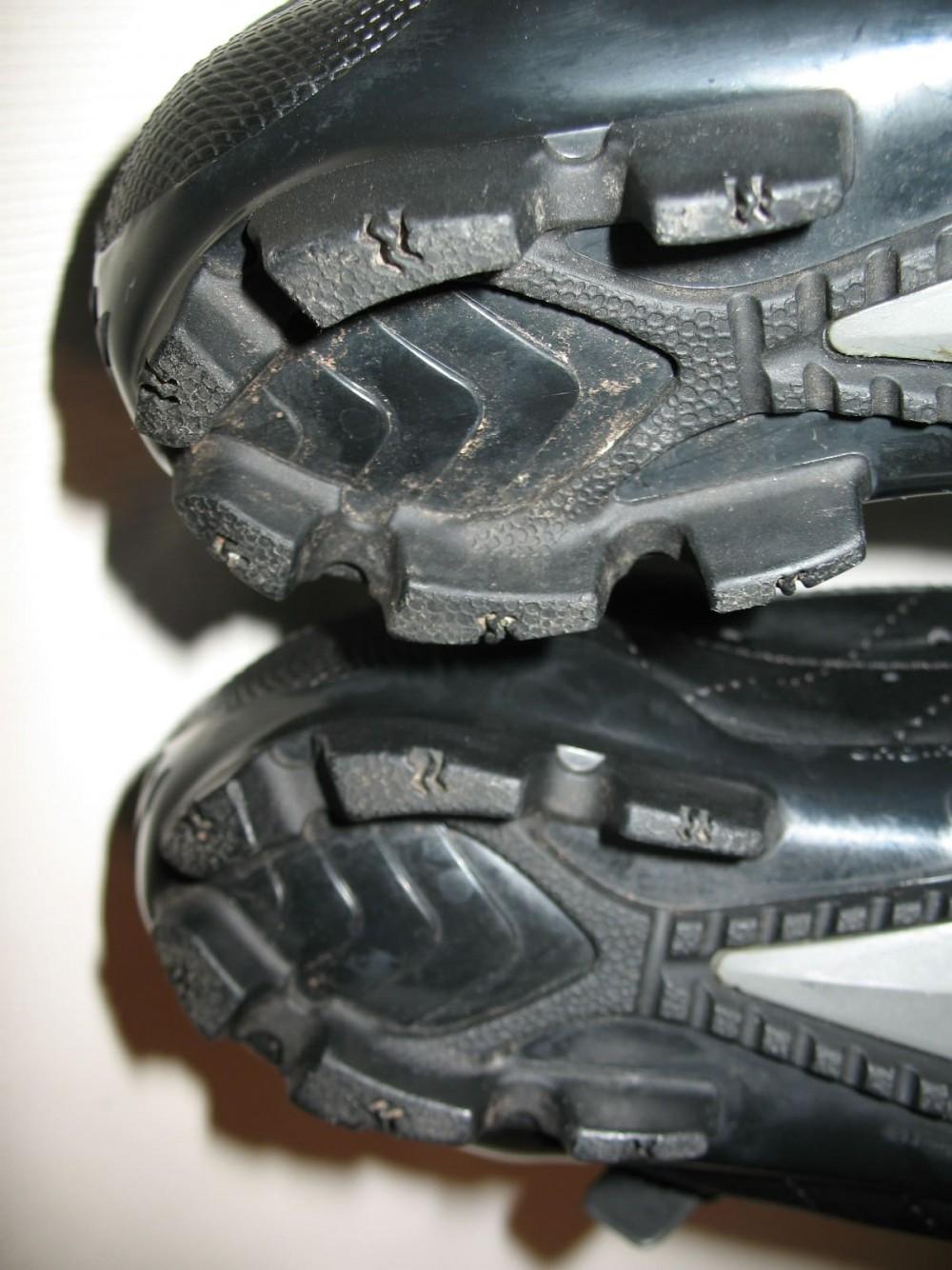 Велотуфли DIADORA d-skin comp mtb  shoes (размер UK6/US6,5/EU39(на стопу до 245 mm)) - 7