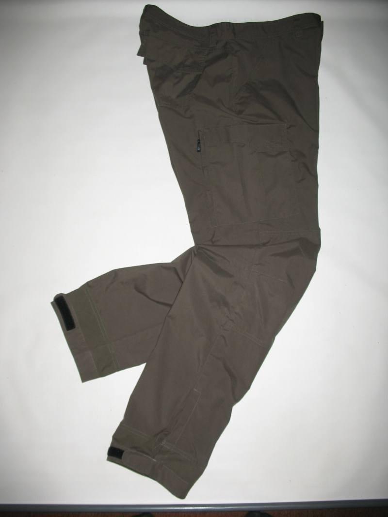 Штаны JACK WOLFSKIN Northpants Nano-Tex (размер 54-XL) - 9