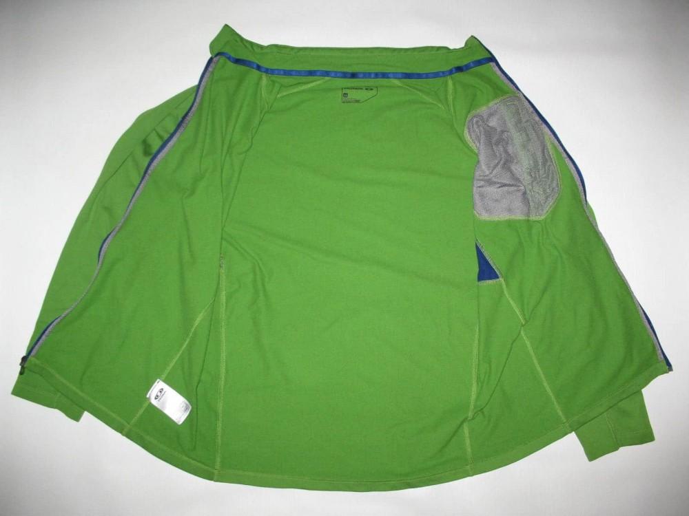 Кофта SALOMON fleece jacket (размер XL) - 4