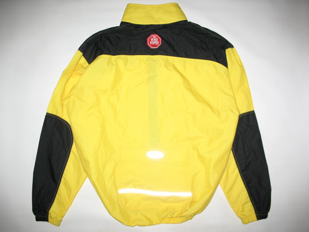 Велокуртка MYbike windstopper cycling jacket (размер L/XL) - 1