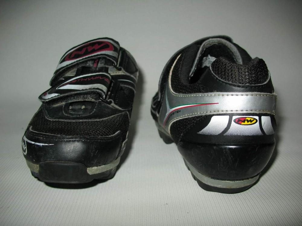 Велотуфли NORTHWAVE heel retention mtb shoes (размер UK2/US3/EU34(на стопу до 225 mm)) - 5