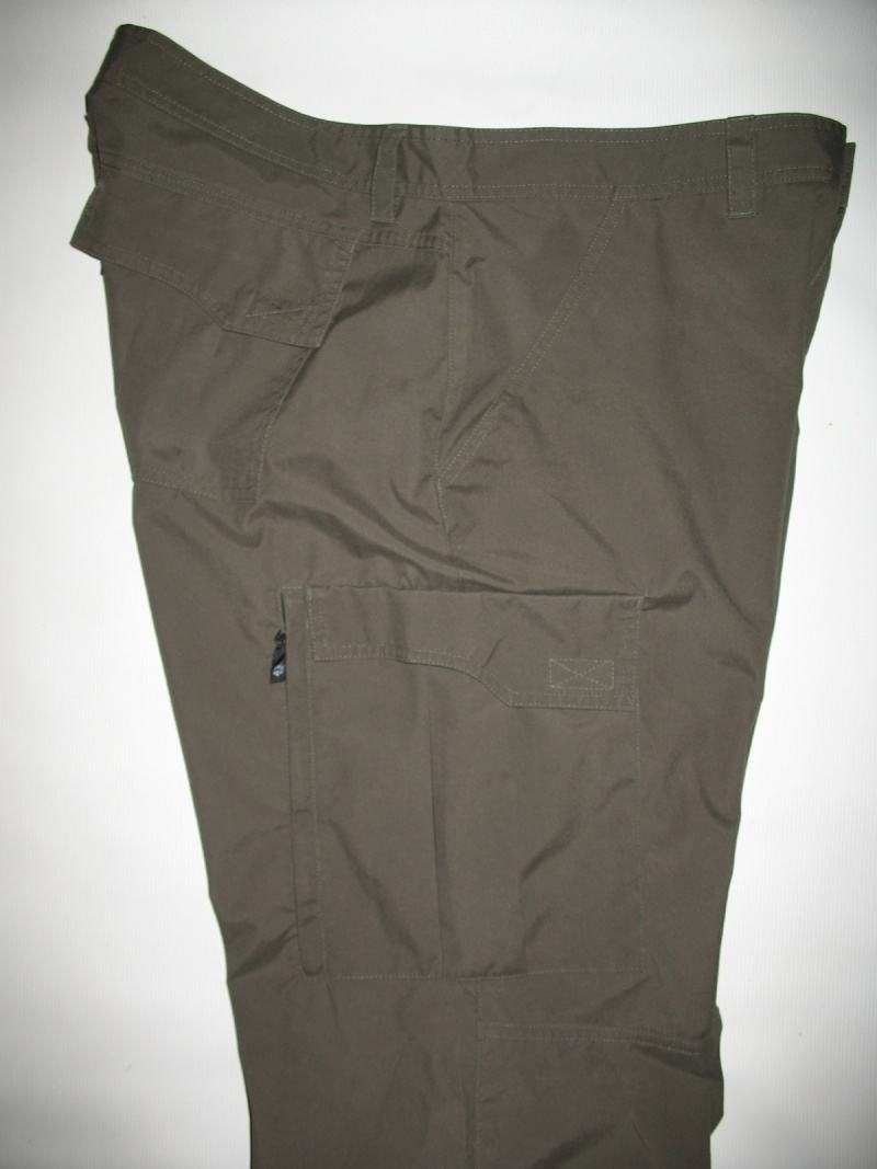 Штаны JACK WOLFSKIN Northpants Nano-Tex (размер 54-XL) - 10