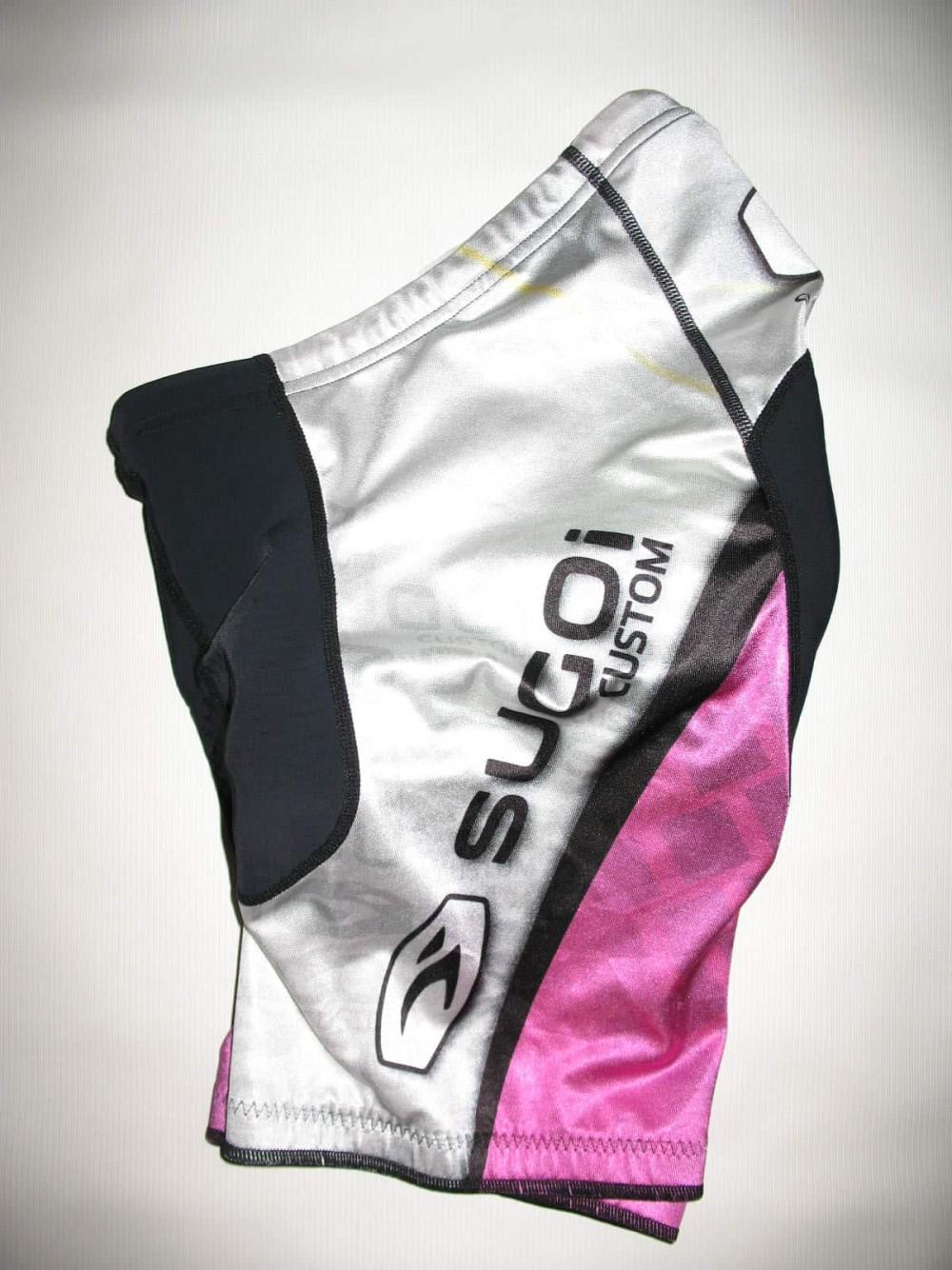Велошорты SUGOI custom cycling shorts lady (размер M) - 1
