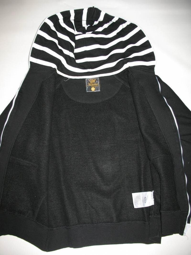 Кофта FISHBONE ninetytwo hoodies unisex  (размер S/XS) - 5