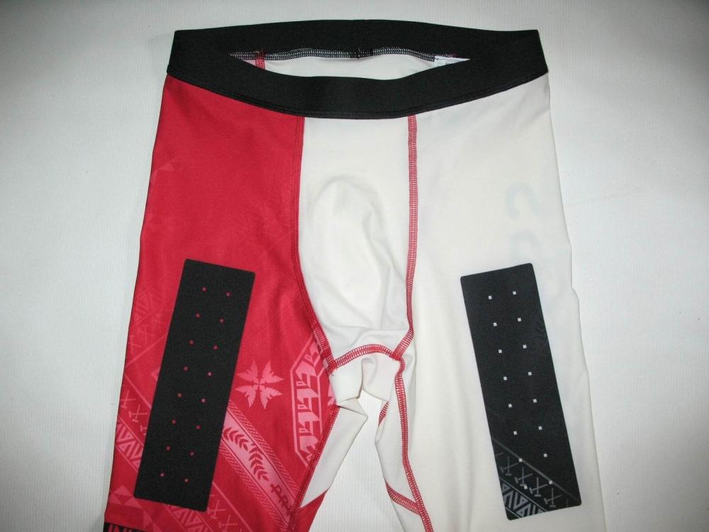 Штаны REEBOK crossFit PWR5 compression training tight leggings (размер M/S) - 8