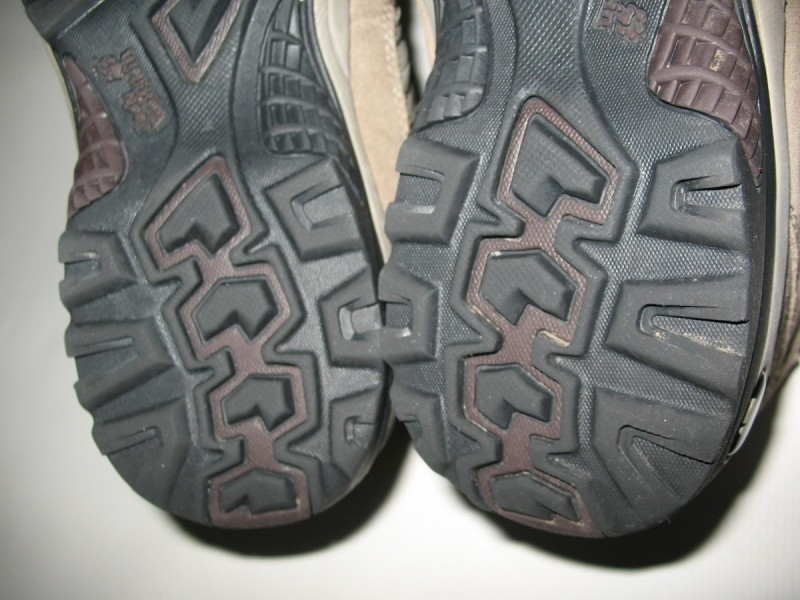 Ботинки JACK WOLFSKIN Trailrider texapore O2   (размер UK 6, 5;US 8, 5;EU40(255 mm)) - 9