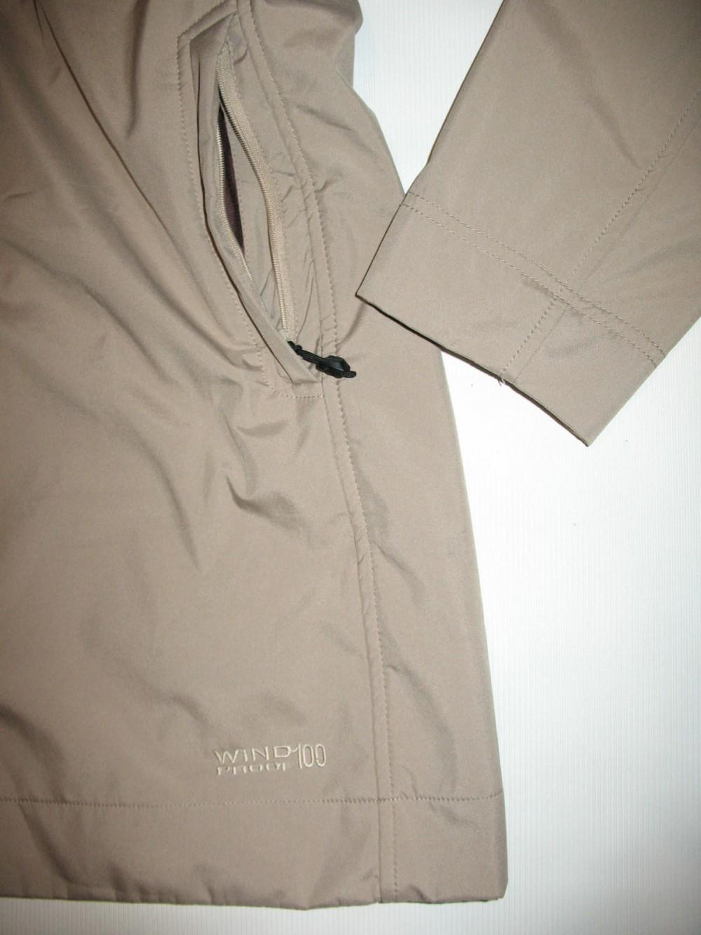 Куртка VAUDE softshell coat lady (размер 42/L-XL) - 6