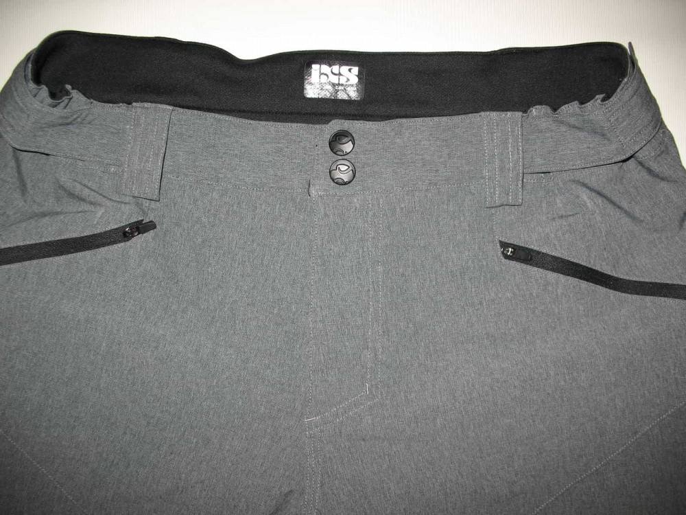 Велошорты IXS tema 6.1 trail shorts (размер L) - 7