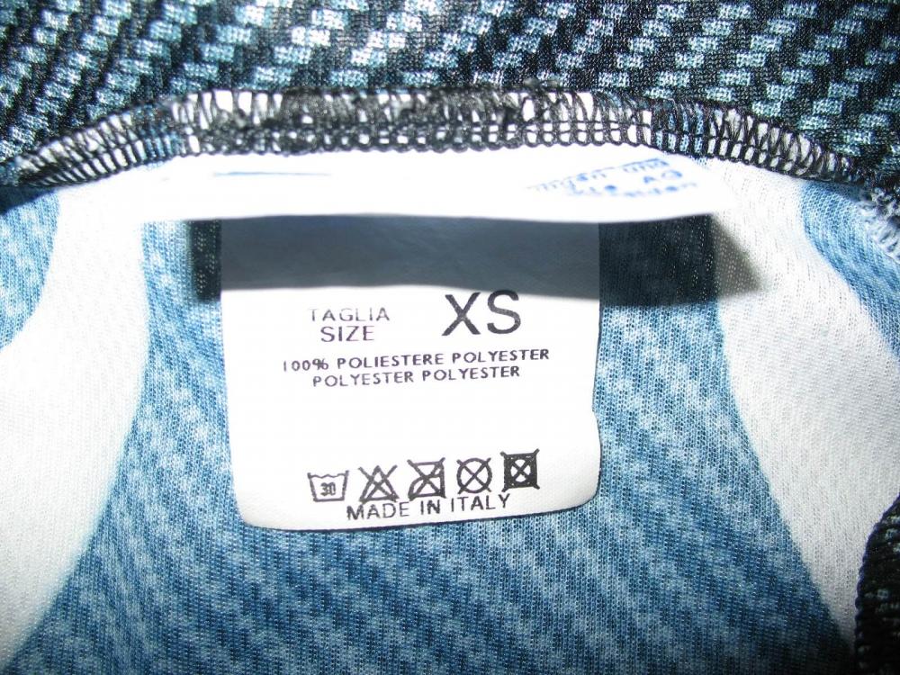 Веломайка ZOLLINGER gusti cycling jersey (размер XS/S) - 5