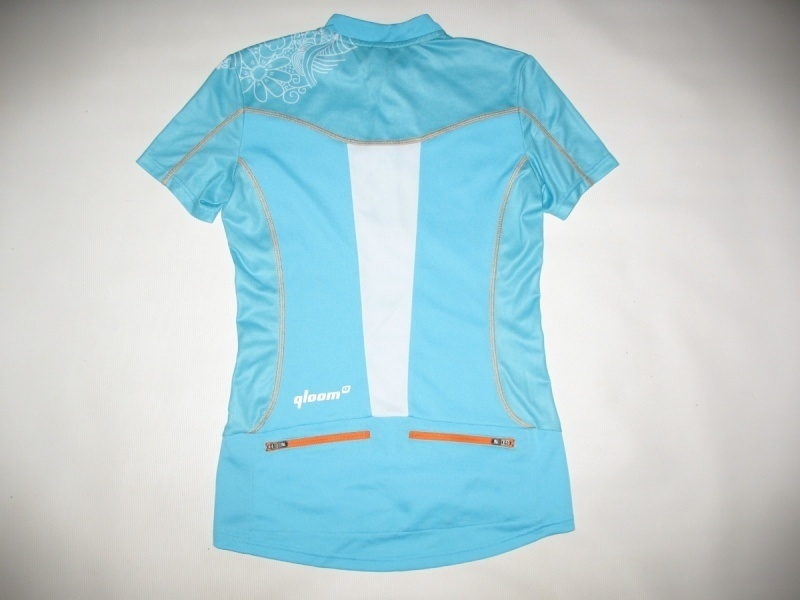 Футболка QLOOM bike jersey 1 lady  (размер S) - 1