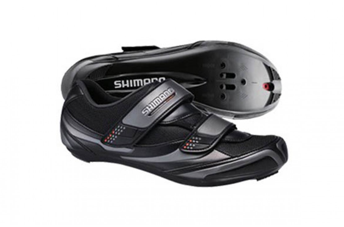 Велотуфли SHIMANO sh-r064 road shoes (размер EU40(на стопу до 252 mm)) - 1