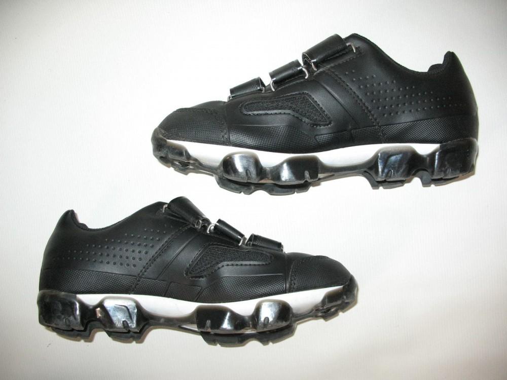 Велотуфли B'TWIN 500 mtb shoes (размер UK5,5/US6/EU39(на стопу до 245 mm)) - 4