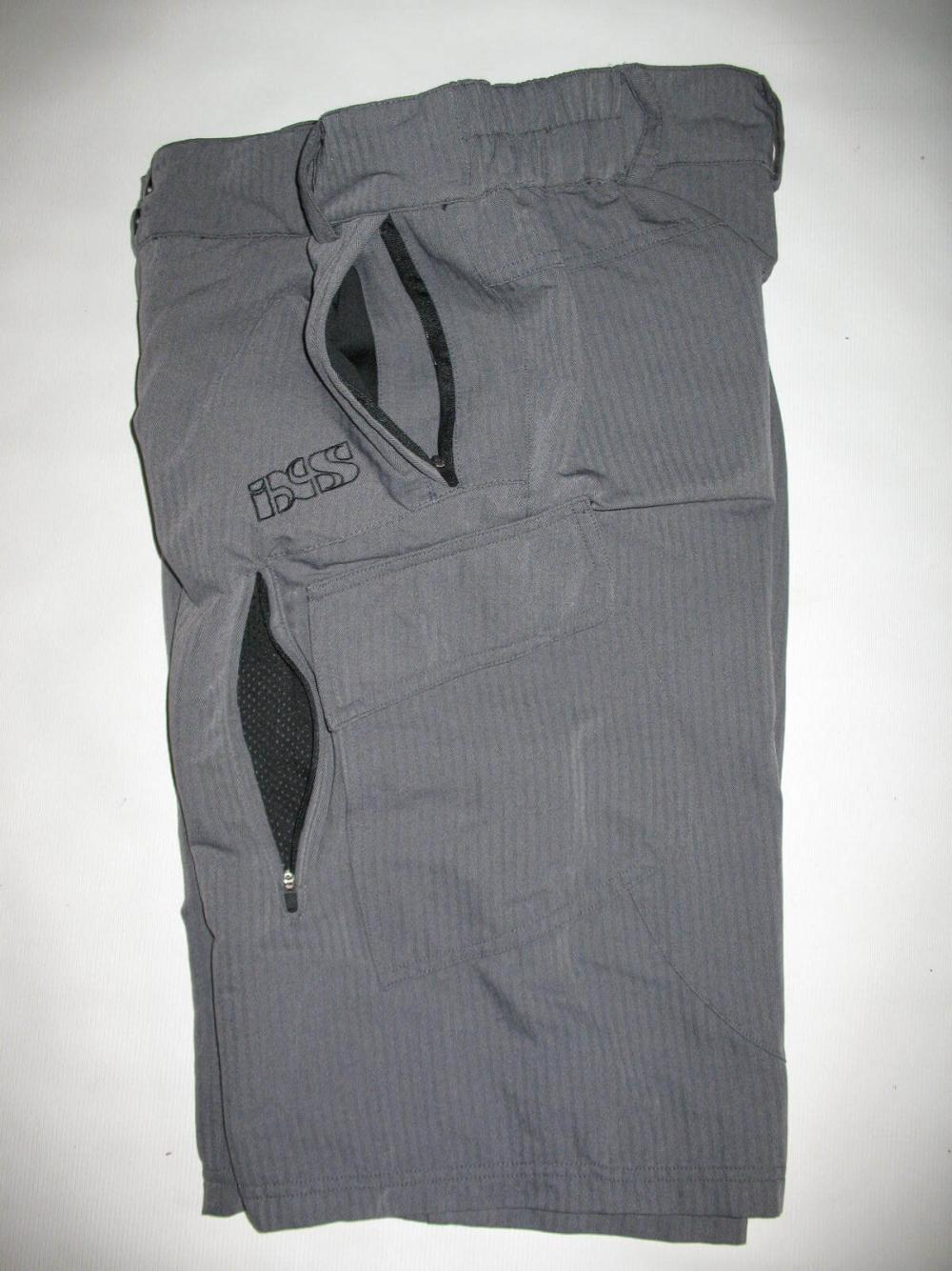 Велошорты IXS bike shorts (размер М) - 5
