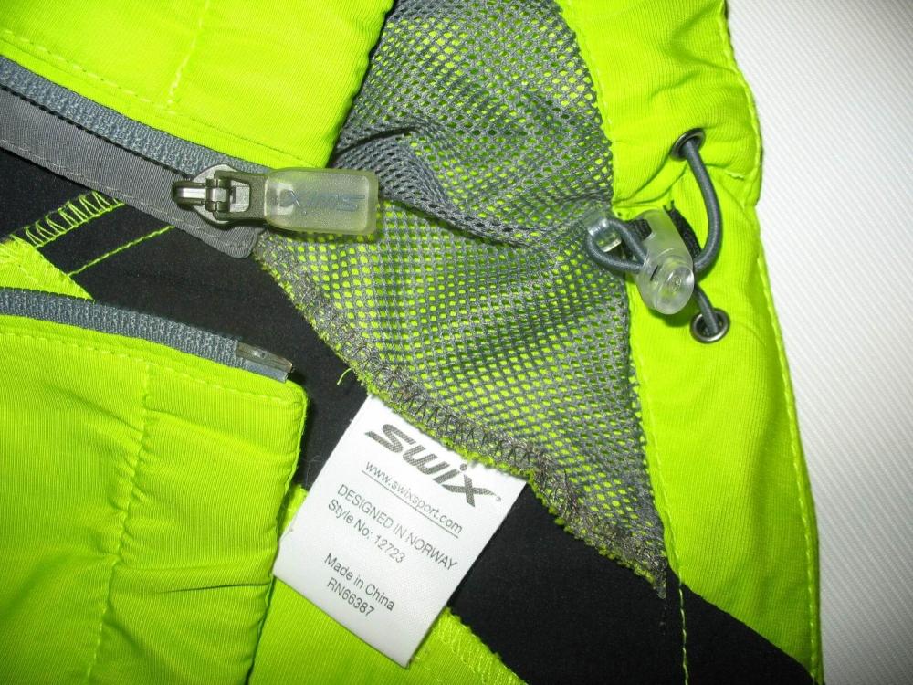 Куртка SWIX jacket (размер M/L) - 5