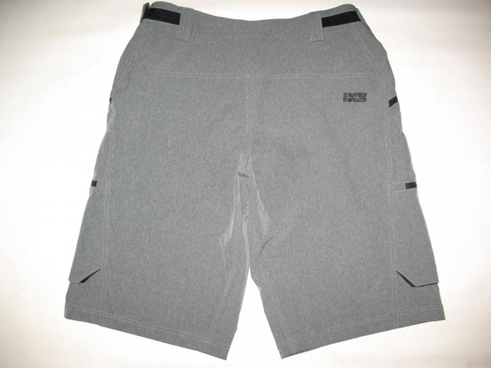 Велошорты IXS tema 6.1 trail shorts (размер L) - 3