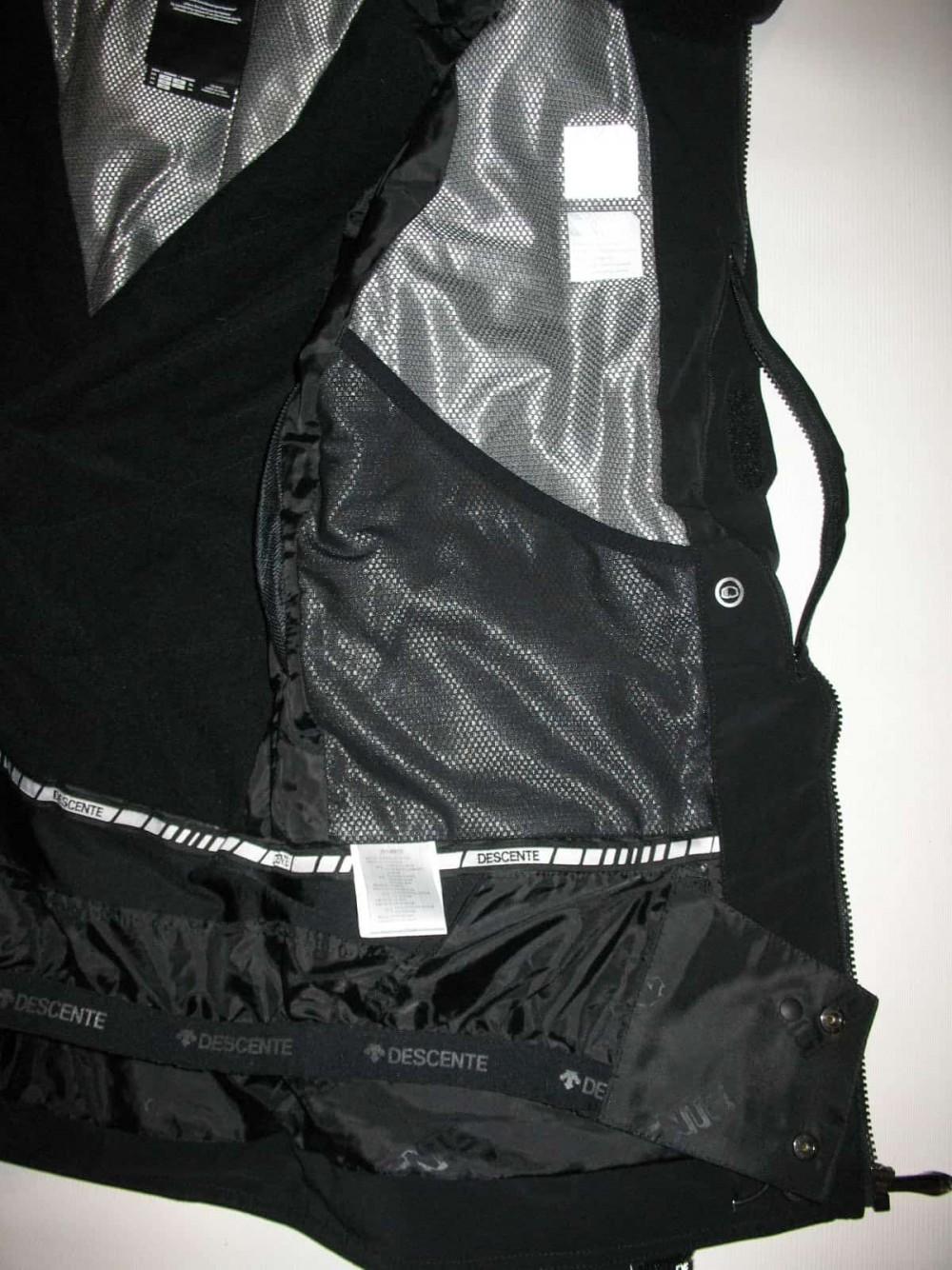 Куртка DESCENTE swiss olympic ski jacket (размер 54/XL) - 9