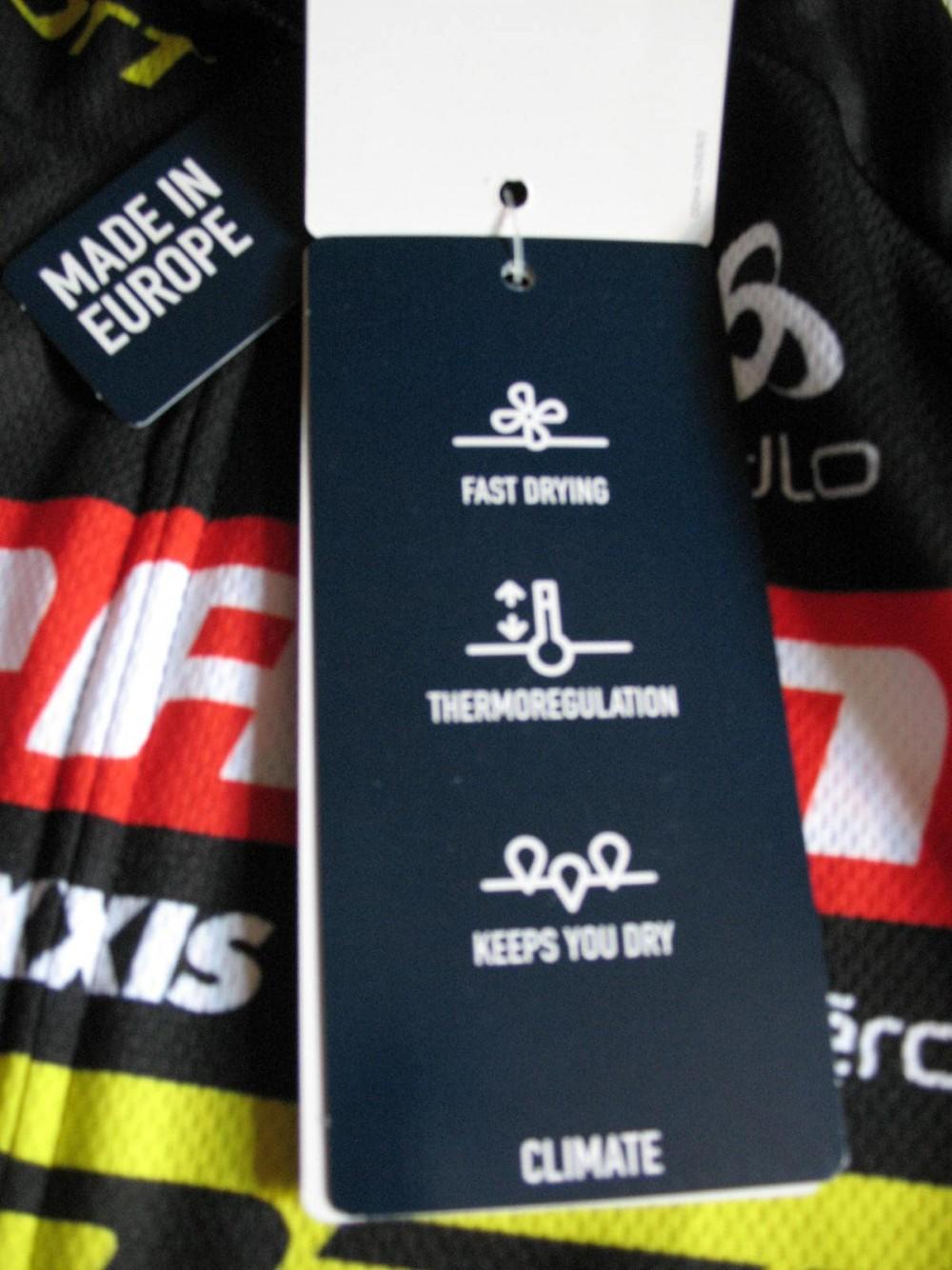 Веломайка ODLO scott sram cycling jersey (размер L) - 5
