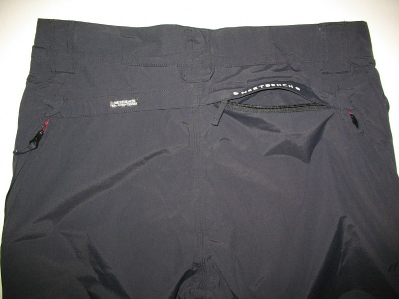 Штаны WESTBEACH 20K ski-snowboard pants (размер L) - 10