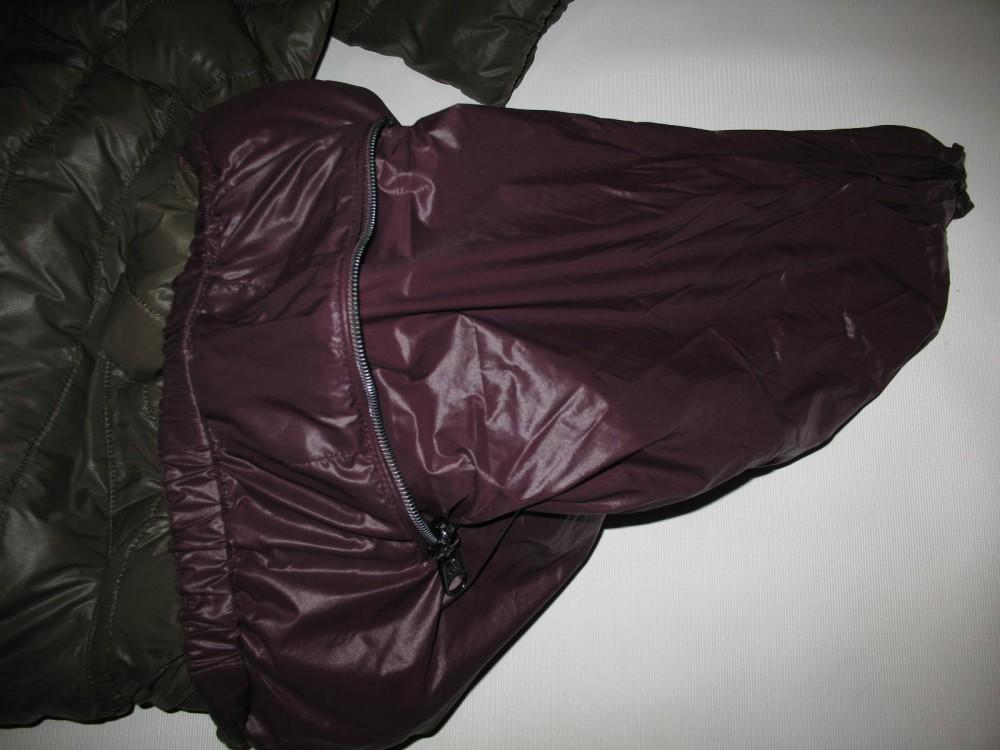 Куртка GAS cayenne down hooded jacket lady (размер 44/L) - 10