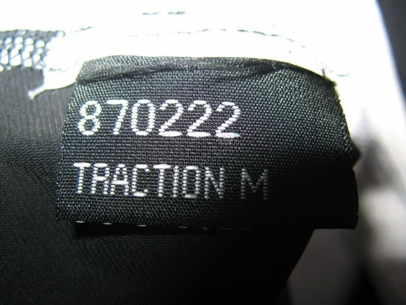 Комбинезон DYNAFIT Traction M BIB Shorts (размер 50-L/US34) - 10