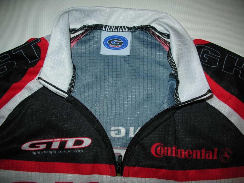 Веломайка GHOST cycling jersey (размер M) - 2