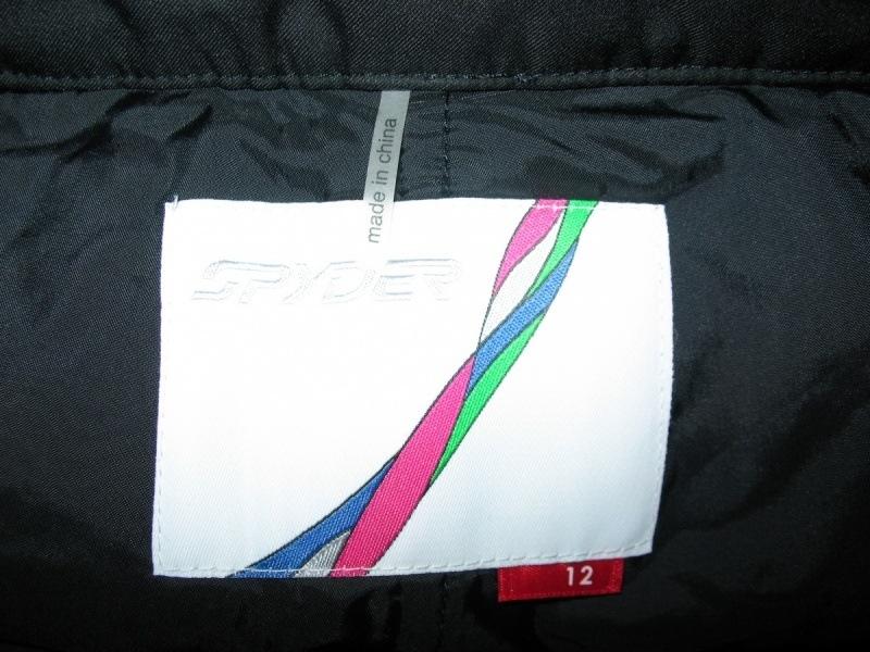Штаны SPYDER ski/snowboard pants lady (размер 12-L/M) - 12