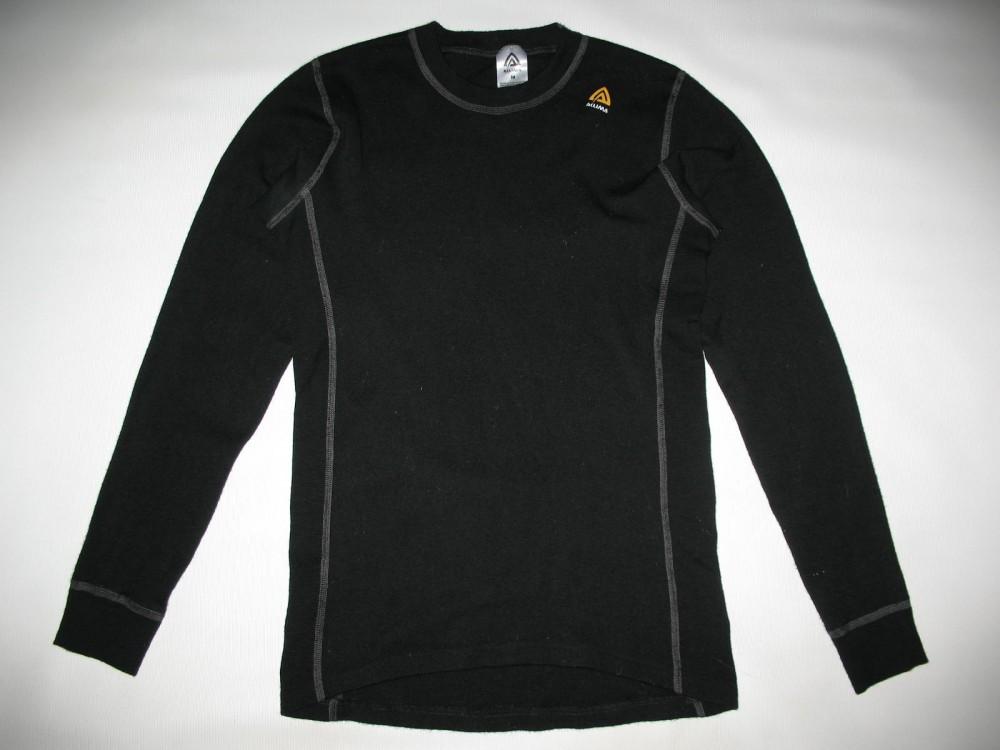 Кофта ACLIMA warm wool crew neck jersey (размер М) - 1