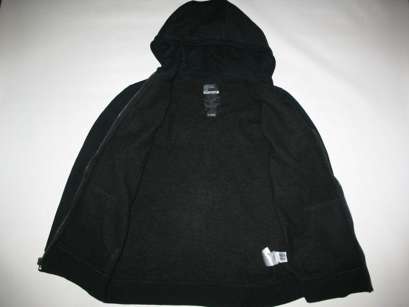 Кофта BURTON hoodies unisex  (размерXS/S ) - 3