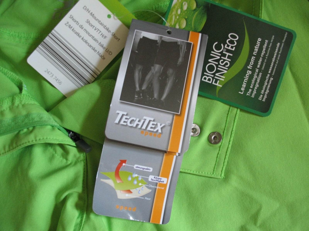Велошорты CRANE mtb shorts lady (размер 36/S) - 4
