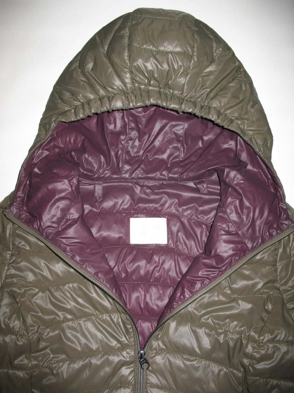 Куртка GAS cayenne down hooded jacket lady (размер 44/L) - 5