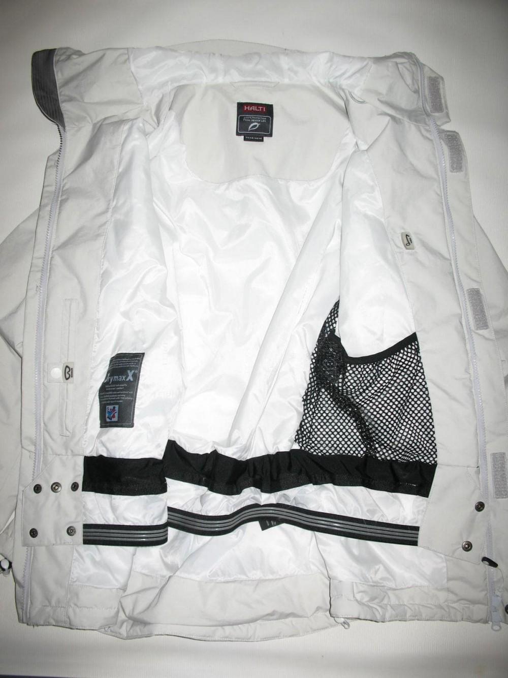 Куртка HALTI drymaxx ski jacket lady (размер L/M) - 8