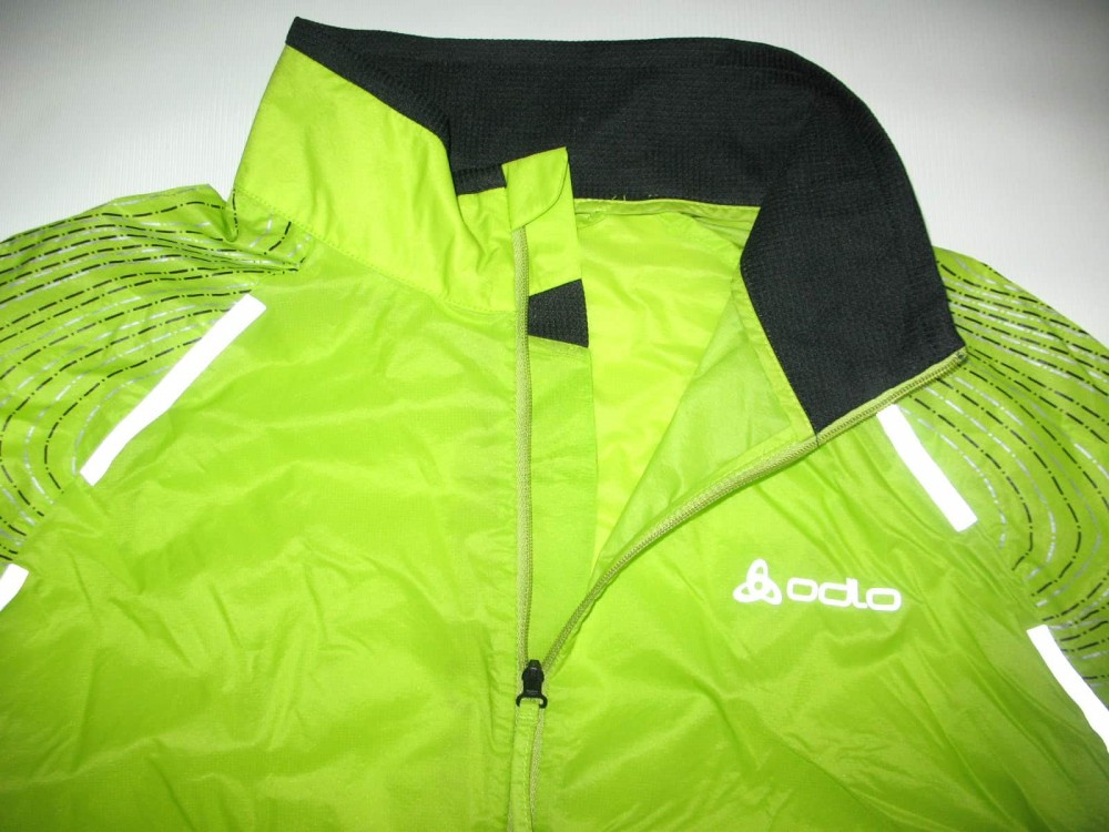 Куртка ODLO ultralight race jacket (размер L) - 3