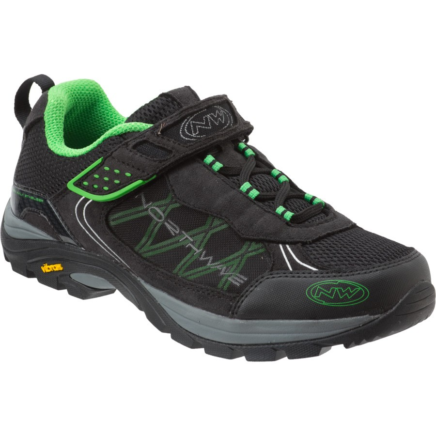 Велотуфли NORTHWAVE mission bike shoes (размер US9,5/UK8,5/EU42(на стопу до 270 mm)) - 1