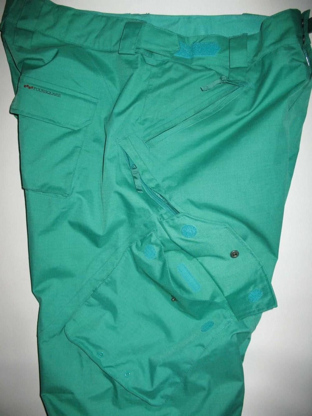 Штаны FOURSQUARE q snowboard pants (размер XL) - 7