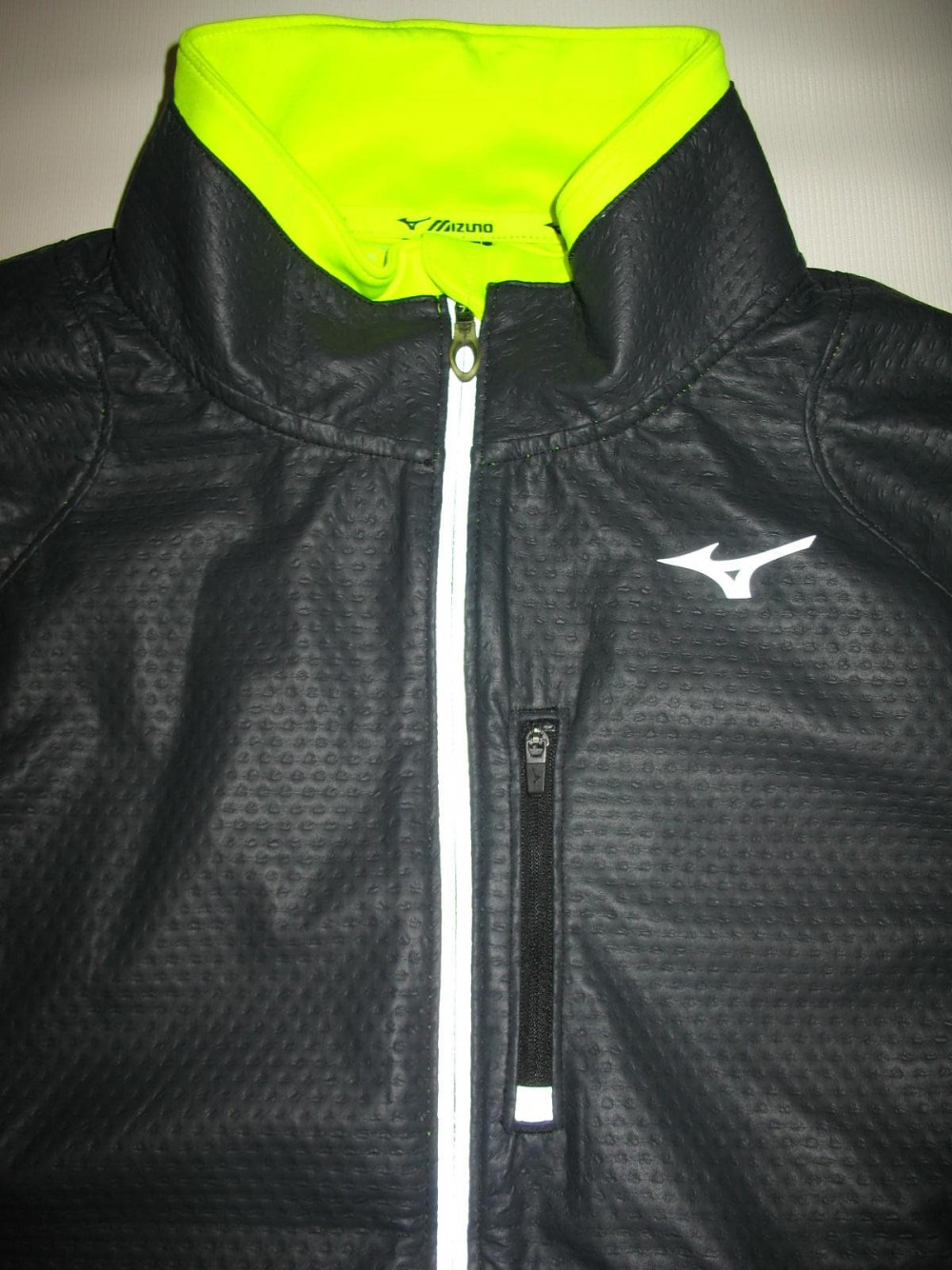 Куртка MIZUNO static BT softshell jacket (размер M) - 4