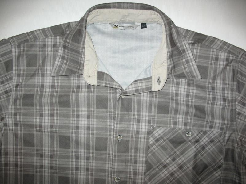 Рубашка SALEWA diamond shirt  (размер M) - 4