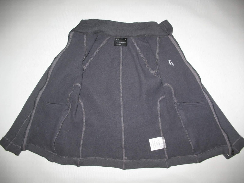 Кофта PEAK PERFOMANCE sup wool jacket lady (размер 36/XS) - 4