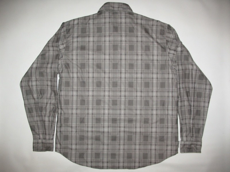 Рубашка SALEWA diamond shirt  (размер M) - 3
