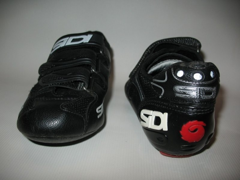 Велотуфли SIDI giau road+mtb shoes  (размер EU41(250-255mm)) - 2