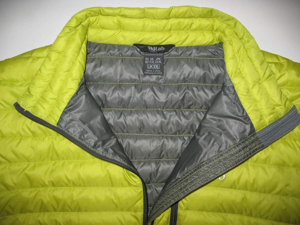 Куртка RAB microlight jacket (размер XXL/XXXL) - 2